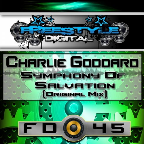 Charlie Goddard - Symphony Of Salvation - Freestyle Digital Recordings - 07:05 - 22.05.2017