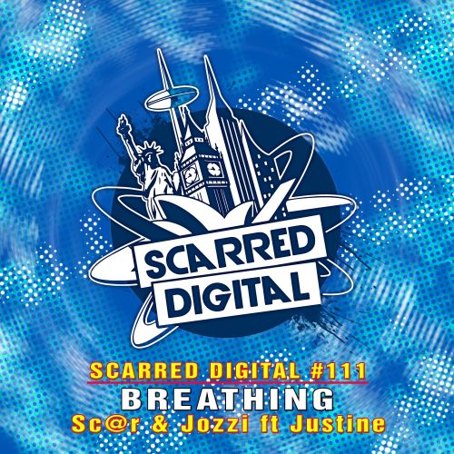Sc@r & Jozzi ft Justine - Breathing - Scarred Digital - 04:35 - 06.06.2017