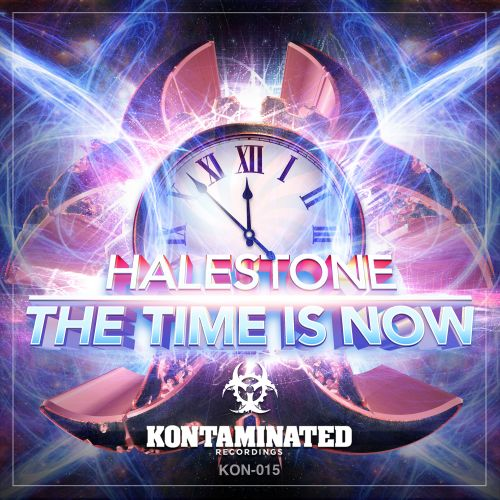 Halestone - The Time Is Now - Kontaminated Recordings - 04:03 - 28.07.2017