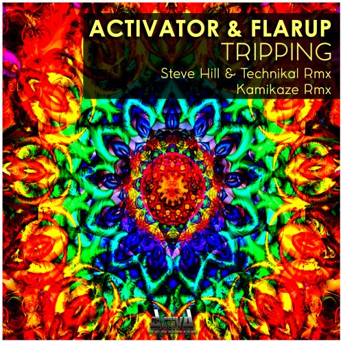 Activator & Flarup - Tripping - Activa Records - 05:11 - 11.08.2017