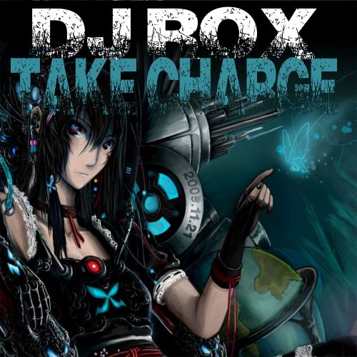 DJ Rox - Take Charge - UK44 Records - 08:18 - 10.11.2017