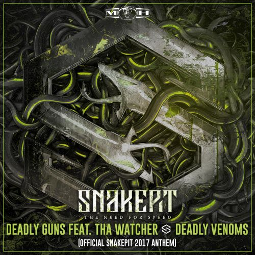 Deadly Guns featuring Tha Watcher - Deadly Venoms - Masters of Hardcore - 04:41 - 21.11.2017