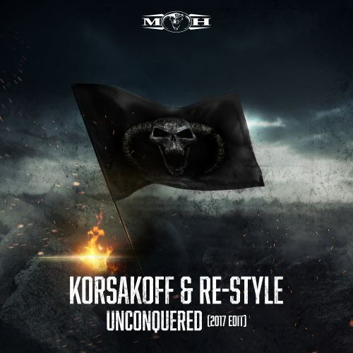 Korsakoff and Re-Style - Unconquered - Masters of Hardcore - 03:54 - 03.01.2018
