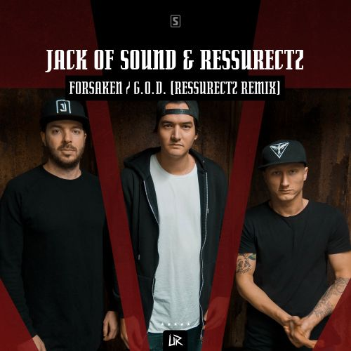 Jack Of Sound - G.O.D. (Ressurectz Remix) - Unleashed Records - 03:58 - 28.02.2018