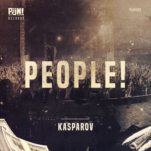 Kasparov - People! - PIJN Records - 03:43 - 12.03.2018
