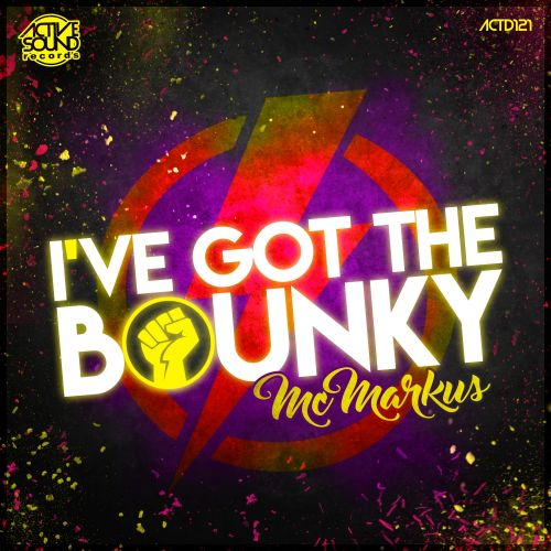 McMarkus - I've Got The Bounky - Active Sound Records - 05:30 - 10.04.2018