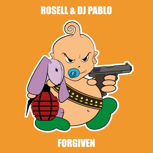 Rossell & DJ Pablo - Forgiven - Baby's Back - 03:24 - 11.05.2018