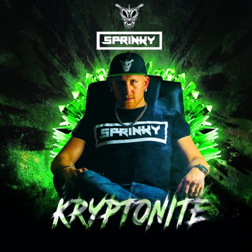 Sprinky & Death Faction - Kryptonite - Peacock Records - 03:55 - 16.07.2018