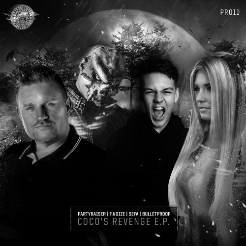 Bulletproof and Partyraiser - Monster - Partyraiser Recordings - 03:52 - 17.08.2018
