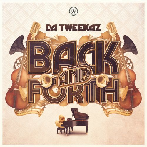 Da Tweekaz - Back And Forth - Dirty Workz - 04:05 - 29.08.2018