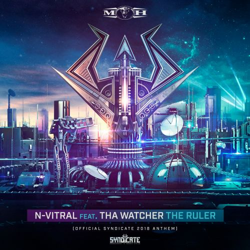 N-Vitral featuring Tha Watcher - The Ruler - Masters of Hardcore - 04:55 - 27.09.2018