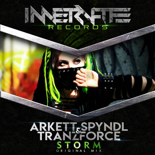 Arkett Spyndl & TranzForce - Storm - Innervate Records - 07:59 - 01.10.2018