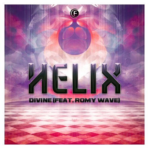 Helix feat. Romy Wave - Divine - Fusion Records - 04:30 - 12.10.2018