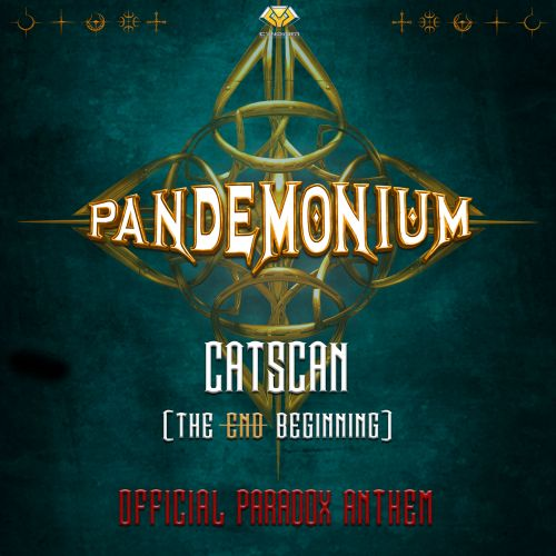 Catscan - The End / Beginning (Official Pandemonium 2018 Anthem) - Afterlife Recordings - 04:00 - 24.11.2018