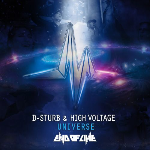 D-Sturb and High Voltage - Universe - End of Line Recordings - 04:58 - 03.01.2019