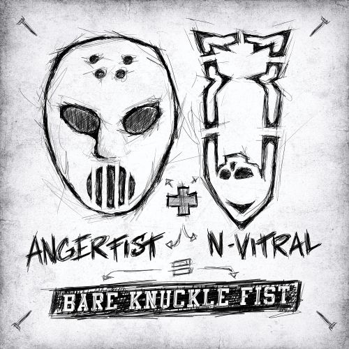 Angerfist and N-Vitral - Bare Knuckle Fist - Masters of Hardcore - 04:18 - 31.01.2019