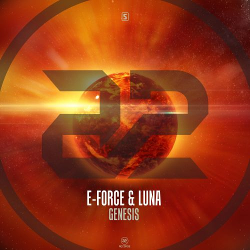 E-Force & Luna - Genesis - A2 Records - 03:41 - 24.01.2019