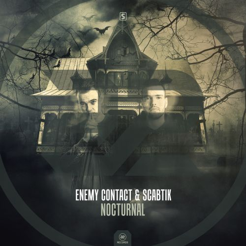 Enemy Contact & Scabtik - Nocturnal - A2 Records - 04:11 - 05.03.2019