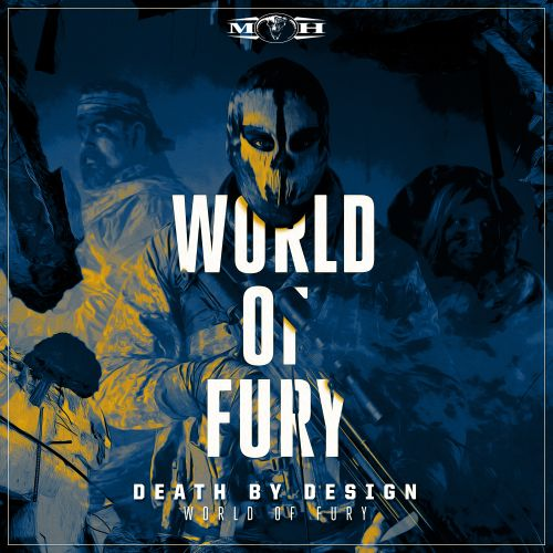 Death By Design - World Of Fury - Masters of Hardcore - 05:03 - 13.03.2019