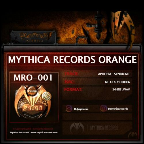 Aphobia - Syndicate - Mythica Records - 06:29 - 22.03.2019