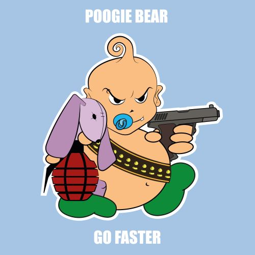 Poogie Bear - Go Faster - Baby's Back - 03:25 - 28.03.2019