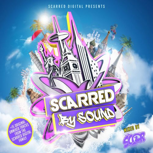 Sc@r & Moremental Mc - Scarred By Sound - Scarred Digital - 04:41 - 10.04.2019