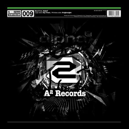 Ran-D Vs Alpha² - Frightnight - A2 Records - 07:09 - 03.08.2009