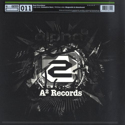 Beat Providers - Intensive Care - A2 Records - 06:02 - 22.01.2010