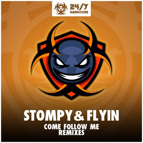 Stompy & Flyin Feat Jess - Come Follow Me - 24/7 Hardcore - 06:20 - 19.04.2019