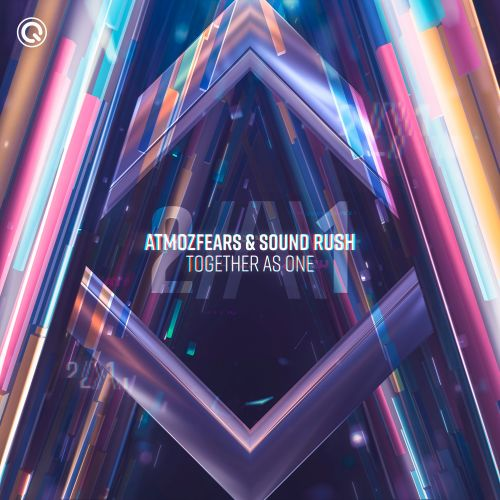 Atmozfears and Sound Rush featuring Michael Jo - Together As One - Q-dance Records - 03:56 - 09.05.2019