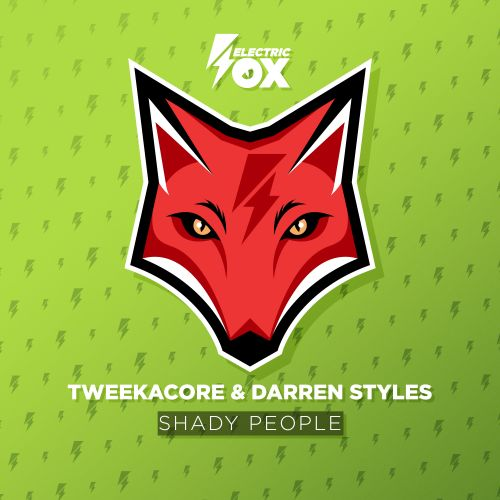 Tweekacore and Darren Styles - Shady People - Electric Fox - 04:09 - 14.05.2019