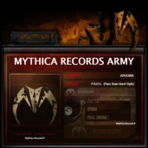 Aphobia - P.R.H.S. - Mythica Records (Army) - 03:06 - 27.07.2019