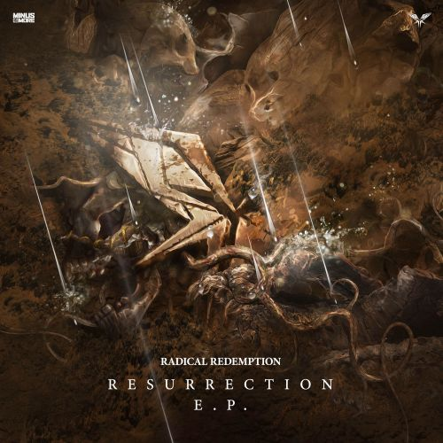Radical Redemption featuring Tha Watcher - The Spell Of Sin - Minus is More - 03:36 - 25.06.2019
