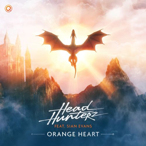 Headhunterz - Orange Heart (feat. Sian Evans) - Q-dance Records - 04:20 - 09.07.2019