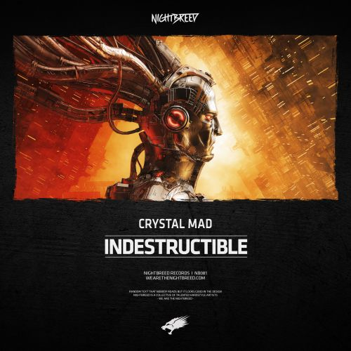 Crystal Mad - Indestructible - Nightbreed - 04:53 - 12.07.2019
