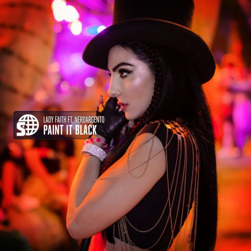 Lady Faith ft. NeroArgento - Paint It Black - Scantraxx Global - 04:37 - 09.07.2019