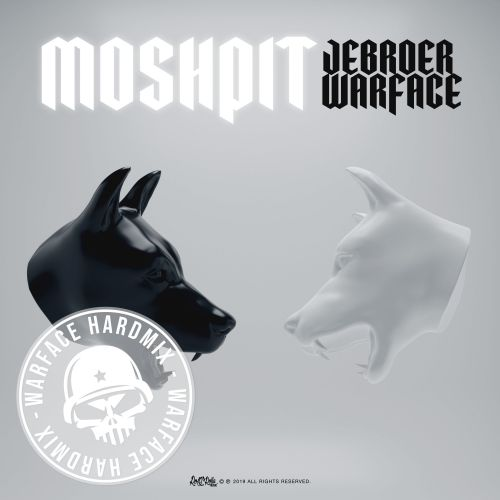 Jebroer and Warface - Moshpit - Roq 'N Rolla Music - 03:07 - 12.07.2019