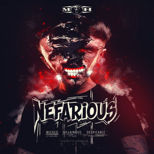Destructive Tendencies and Nefarious - Despicable - Masters of Hardcore - 03:39 - 22.08.2019