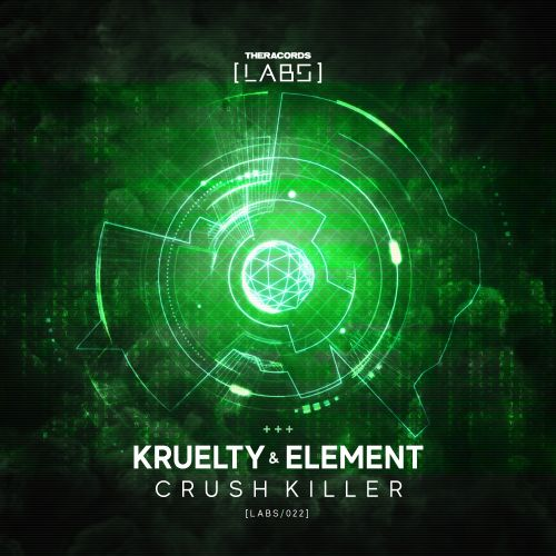 Kruelty & Element - Crush Killer - Theracords LABS - 04:06 - 22.08.2019