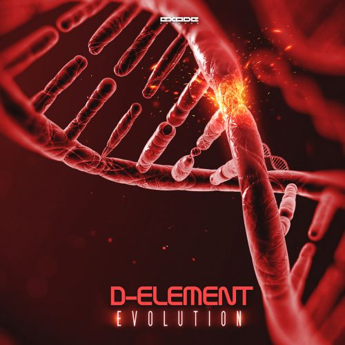 D-Element - Evolution - Exode Records - 04:04 - 16.08.2019