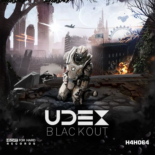 Udex - Blackout - Heart For Hard Records - 03:04 - 14.08.2019