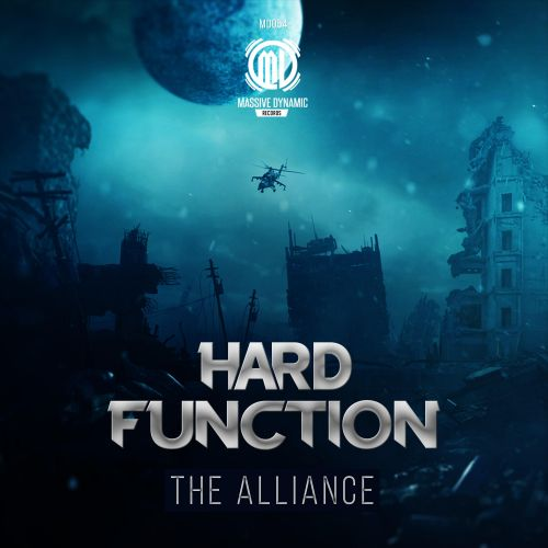Hardfunction - The Alliance - Massive-Dynamic Records - 04:05 - 16.09.2019