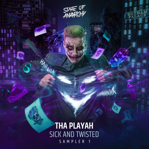 Tha Playah - Noise in the Void - State Of Anarchy - 08:14 - 26.09.2019
