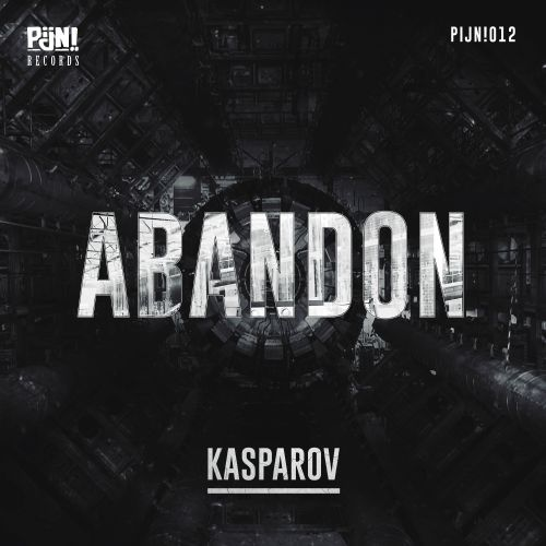 Kasparov - Abandon - PIJN Records - 03:58 - 19.09.2019