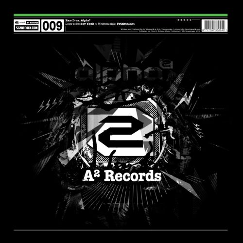 Ran-D Vs Alpha² - Say Yeah - A2 Records - 05:45 - 03.08.2009