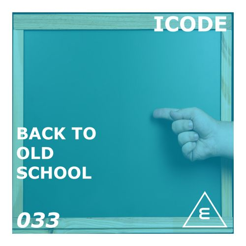 Icode - Back To Old School - Elga Records - 03:30 - 07.10.2019