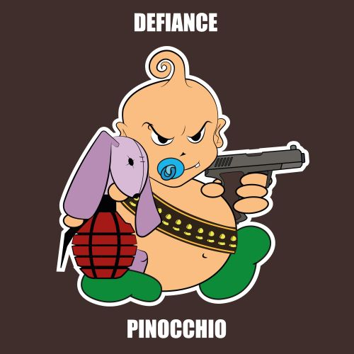 Defiance - Pinocchio - Baby's Back - 03:23 - 03.10.2019
