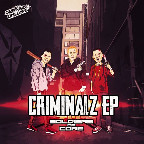 Soldiers Of Core & Hard Effectz - This Is Crime - Darkside Unleashed - 04:41 - 09.10.2019