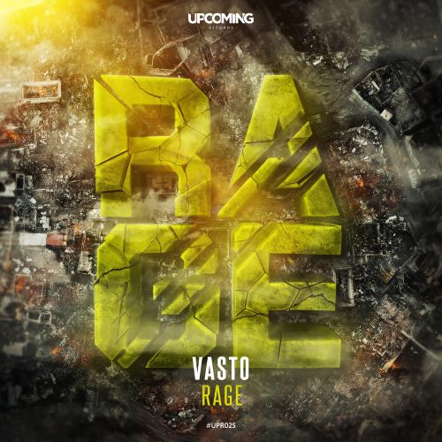 Vasto - Rage - Upcoming Records - 03:27 - 01.11.2019