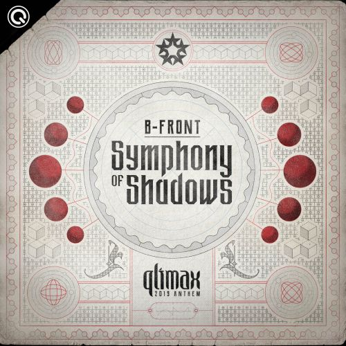 B-Front - Symphony Of Shadows (Qlimax 2019 Anthem) - Q-dance Records - 06:33 - 25.10.2019